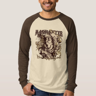 Mad Hatter Carnivale Style T-Shirt