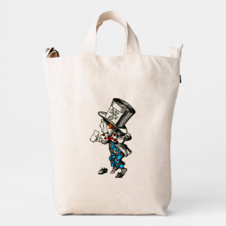 Mad Hatter Duck Bag