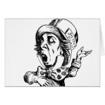 Mad Hatter Greeting Cards