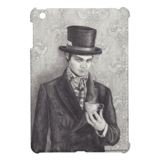 Mad Hatter iPad Case Mad Hatter Art Wonderland
