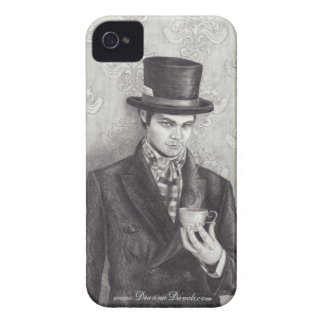 Mad Hatter - iPhone 4G/4GS Case iPhone 4 Case-Mate Case