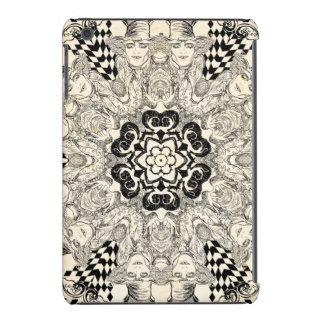 Mad Hatter Kaleidoscope 2 iPad Mini Case