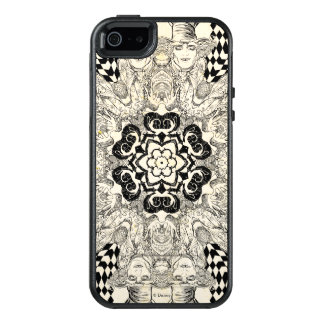 Mad Hatter Kaleidoscope 2 OtterBox iPhone 5/5s/SE Case