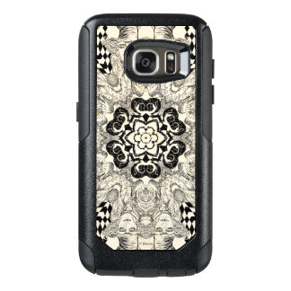 Mad Hatter Kaleidoscope 2 OtterBox Samsung Galaxy S7 Case