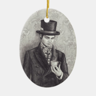 Mad Hatter - Ornament