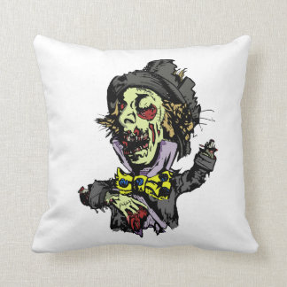 Mad Hatter Pillow