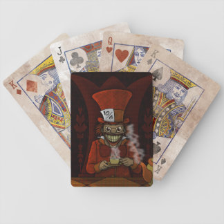 Mad Hatter Playing Cards