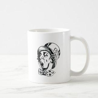 Mad Hatter Speech Coffee Mug