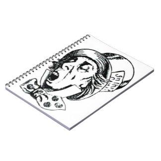 Mad Hatter Speech Notebook