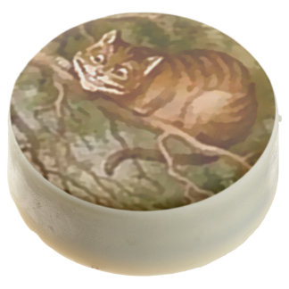 """""""Mad Hatter Tea Party"""" Cheshire Cat - Oreo Cookie"""