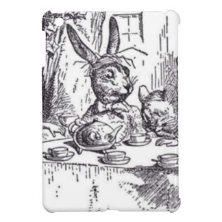 Mad Hatter Tea Party Cover For The iPad Mini
