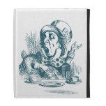 Mad Hatter Tea Party iPad Folio Case