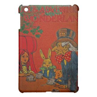 Mad Hatter Tea Party iPad Mini Case