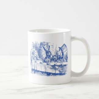 Mad Hatter Tea Party Coffee Mugs