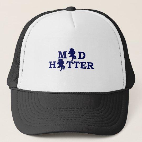 Mad Hatter Trucker Hat