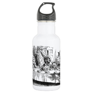 Mad Hatter Water Bottle