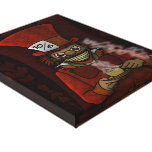 Mad Hatter Wrapped Canvas Canvas Prints