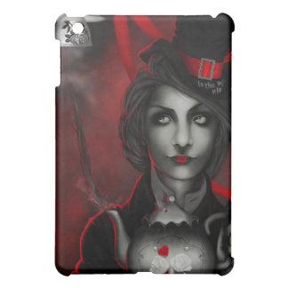 Mad Hatteres iPad Mini Cover