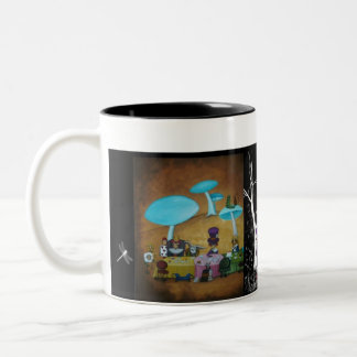 Mad Hatter's Tea Party - Alice in Wonderland Mug