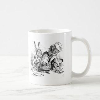 Mad Hatters Tea Party Dormouse Coffee Mug