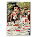 Mad Hatter's Tea Party Greeting Cards