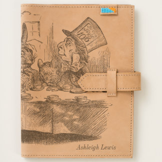 Mad Hatters Tea Party Journal
