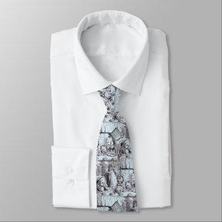 Mad Hatter's Tea Party Neck Tie