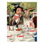 Mad Hatter's Tea Party Post Cards