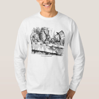 Mad Hatter's Tea Party T Shirt