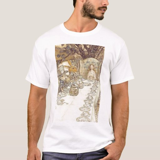 Mad Hatters Tea Party T-Shirt