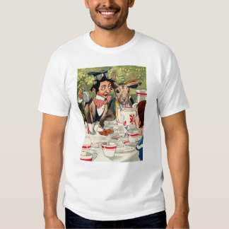Mad Hatter's Tea Party Tees