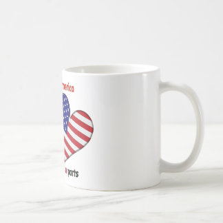 mad in america with german parts coffee mug