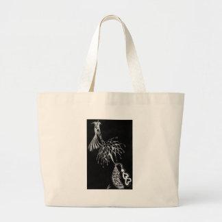 Mad Jack Inverted Jumbo Tote Bag