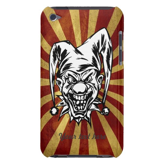 Mad Jester  - Customize Case-Mate iPod Touch Case