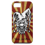 Mad Jester - Customize iPhone 5 Cases