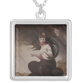 Mad Kate, 1806-07 Silver Plated Necklace