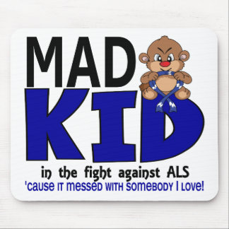 Mad Kid ALS Mouse Pad