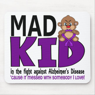 Mad Kid Alzheimers Disease Mouse Pad