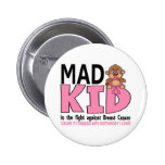Mad Kid Breast Cancer Pins