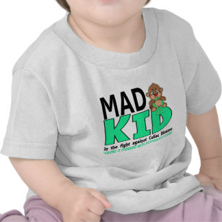 Mad Kid Celiac Disease Tshirt