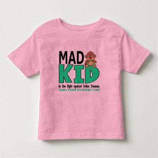 Mad Kid Celiac Disease Tees