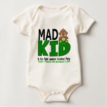 Mad Kid Cerebral Palsy Baby Bodysuit