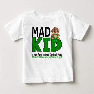 Mad Kid Cerebral Palsy Infant T-shirt
