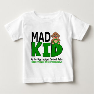 Mad Kid Cerebral Palsy Tees