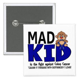 Mad Kid Colon Cancer Button