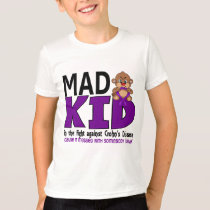 Mad Kid Crohn's Disease T-Shirt