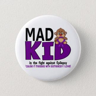 Mad Kid Epilepsy Button