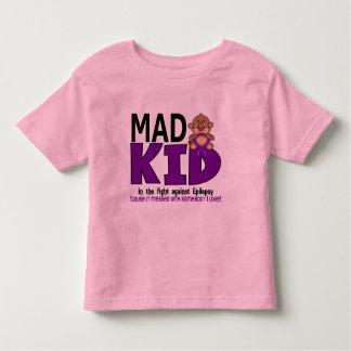 Mad Kid Epilepsy Toddler T-shirt