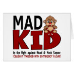 Mad Kid Head and Neck Cancer Cards