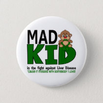 Mad Kid Liver Disease Button